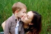 Bilde av Mor med barn
